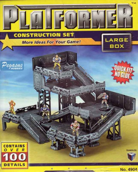 LG Platformer Construction Set