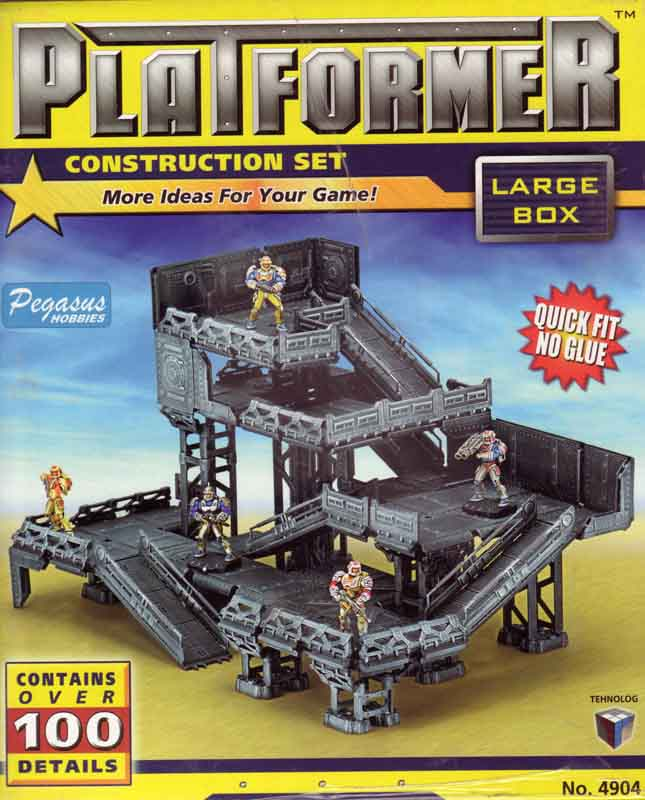 LG Platformer Construction Set