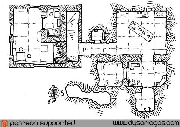 The Reanimator's Home